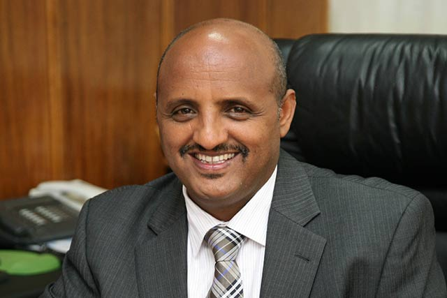 Image result for Chief Executive Tewolde Gebremariam.
