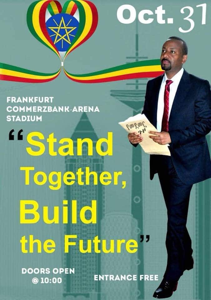 Stand Together, Build The Future!