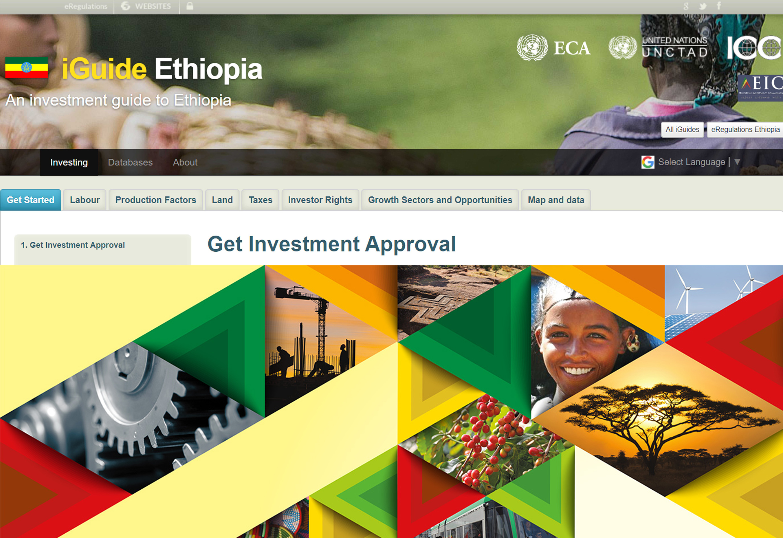An Investment Guide to Ethiopia