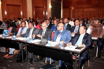 Annual Ambassadors & Heads of Missions Meeting Kicks Off