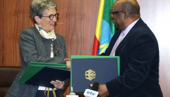 Ethiopia, Germany Sign €74.5m Grant Agreement